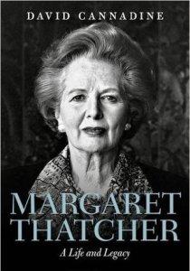 Margaret Thatcher published in January 2017, books, novels