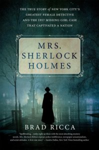Mrs Sherlock Holmes new release for January 2017, books, novel