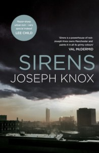 Sirens published in January 2017, books, novels