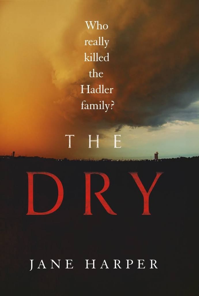 The Dry, Jane Harper, Crime Novel, Book, Australia