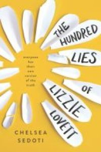 The Hundred Lies of Lizzie Lovett, January 2017, books, novel, releases