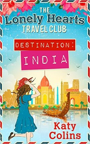 Destination India, Katy Colins, Author of Destination Thailand, Travel Book, India, Travel, Travelling, Travelling Book Junkie
