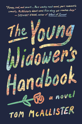 The Young Widower's Handbook, February Release, new book, publishing, Travelling Book Junkie