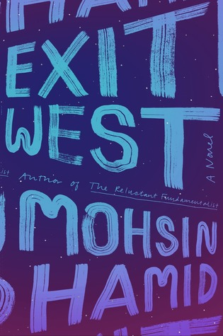 Exit West, Noshin Hamid, Books, novel, March new release, fiction, author, writing, Travelling Book Junkie