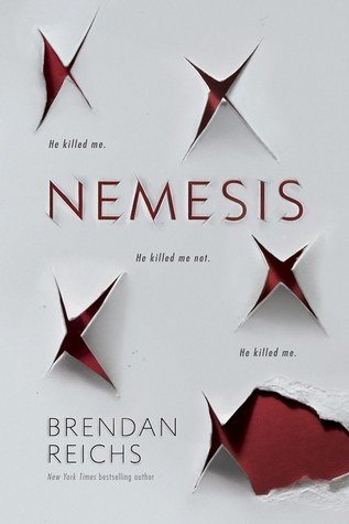 Nemesis by Brendan Reichs, novel, book, fiction, writing, Travelling Book junkie, March new release