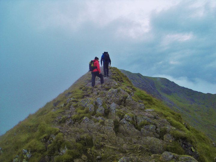 Striding Edge, Helvellyn, Lake District, Walking, Hiking, Travel, Travelling Book Junkie, Travelling
