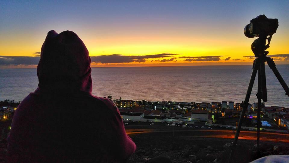Sunrise, Fuentventura, Bets the morning commute, Travel, Travelling Book Junkie, Unusual Travel, Unique Travel