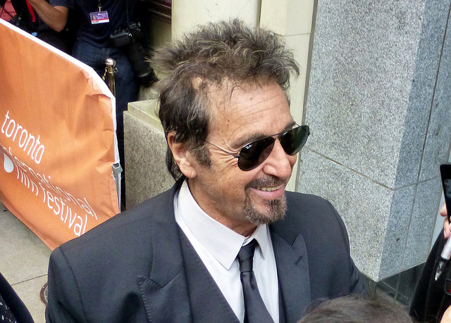 Al Pacino, The Godfather, Hollywood, stars, Royalty, Atlantic City, Travelling Book Junkie, USA, America