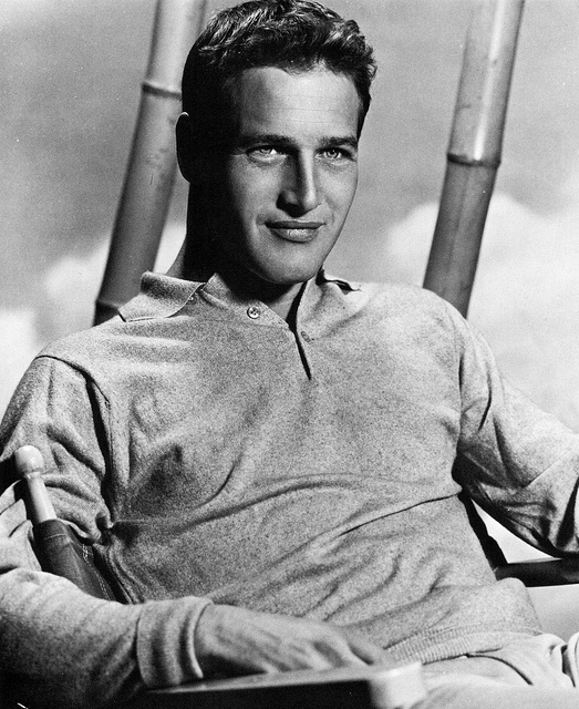 Paul Newman, Atlantic City, America, USA, Hollywood, films, stars, Travelling Book Junkie