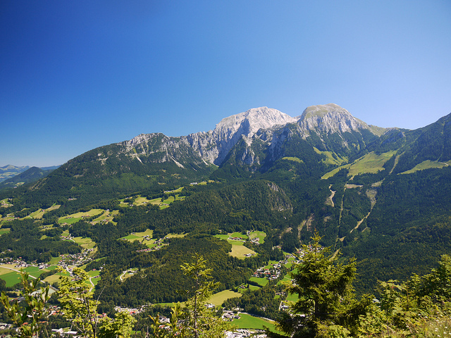 Hoher Goll mountain, Bavaria, Germany, Travel, Europe, Travelling Book Junkie