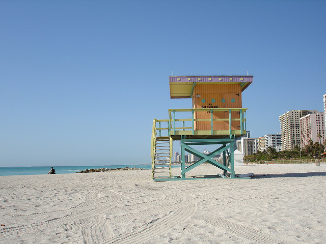 South Beach Florida, America, USA, Travel, Travelling Book Junkie