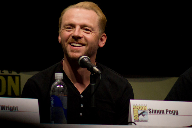 Simon Pegg, Paul, Aliens, UFOs, Albuquerque, New Mexico, America, USA, Travel, Film Locations, Travelling Book Junkie