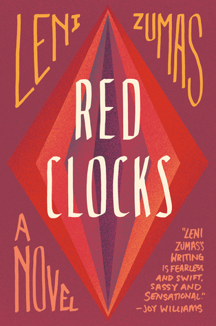 January 2018, Red Clocks, book, novel