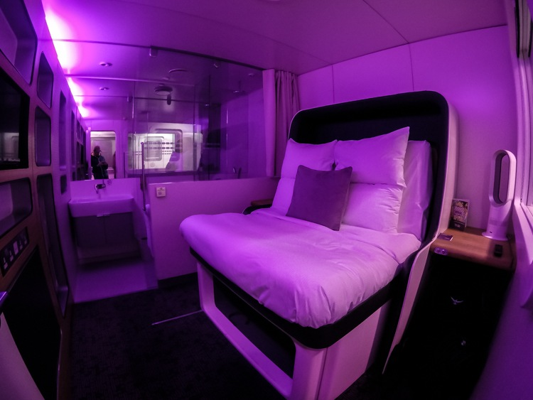 A Futuristic Hotel Revolution Has Started With Yotel