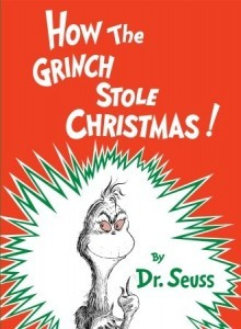 Book to Film, How The Grinch Stole Christmas, Dr Suess