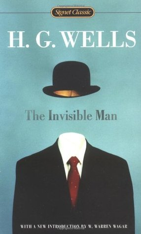 Book to Film, The invisible Man, Johnny Depp, H.G. Wells