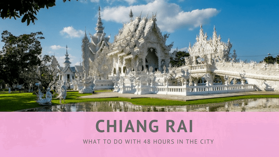 Chiang Rai, a city in northern Thailand has a wealth of things to see and do. In t his article we highlight some of best places to eat, where to visit and which accommodation to choose for a couple of days in the city. If you wish to go #temple hopping in a relaxed environment #ChiangRai is the city for you. Via @tbookjunkie