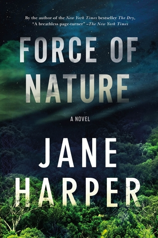 February book releases, new book, Jane Harper, Force of Nature, Crime Thriller