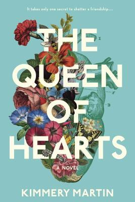 February Book release, The Queen of Hearts, Kimmery Martin, New release