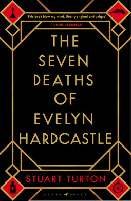 February Book Release, New Book, The Seven Deaths of Evelyn Hardcastle