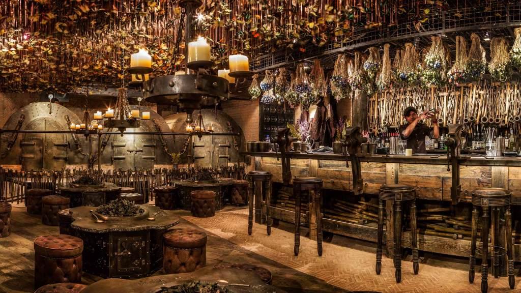 Trendy Bars, Bangkok, Thailand, The iron Fairies