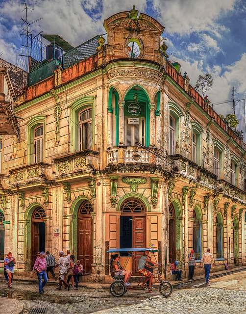 Havana, Cuba, Old Town Havana