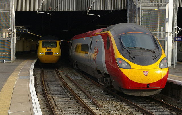 Virgin Trains, Sir Richard Branson, Finding My Virginity, Entrepreneur