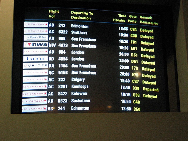 Delays often cause flight connections to be missed. Airlines are to blame for this but it doesn't make it any less stressful.
