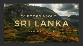 26 books on Sri Lanka to inspire your next trip to the Teardrop Island in the Indian Ocean via @tbookjunkie