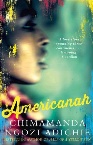 Americanah by Chimamanda Ngozi Adichie is a love story about two Nigerians living on separate continents as well as I story about how preconceptions of race differ depending on where you live.