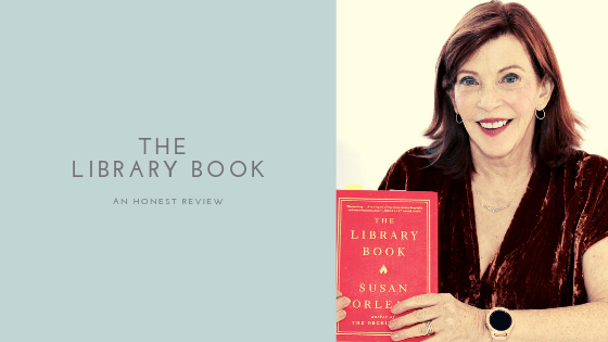 The Library Book by Susan Orlean is about the Los Angeles Public library including what happened during the fire of 1986 via @tbookjunkie