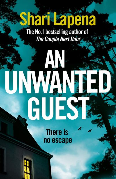 An Unwanted Guest is the third book by bestselling author Shari Lapena, author of The Couple Next Door,