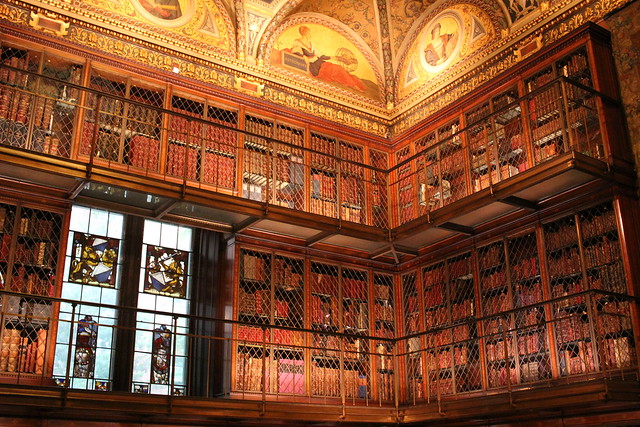 The Morgan Library and Museum in New York City