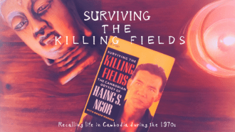 Surviving the Killing Fields by Haing S. Ngor. Full review by Travelling Book Junkie