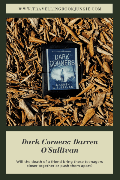 Dark Corners by Darren O'Sullivan is a crime novel filled to bursting with suspense. Read the full review via @tbookjunkie