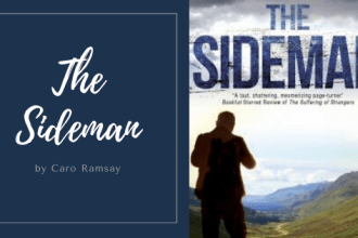 The Sideman by Caro Ramsay is the 10th in the Costello-Anderson Series set in Scotland. Read the full review via @tbookjunkie