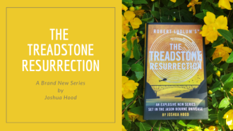 The Treadstone Resurrection by Joshua Wood is a brand new series from the Robert Ludlum spy thriller collection