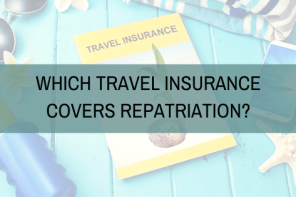 Which travel insurance covers Repatriation costs?