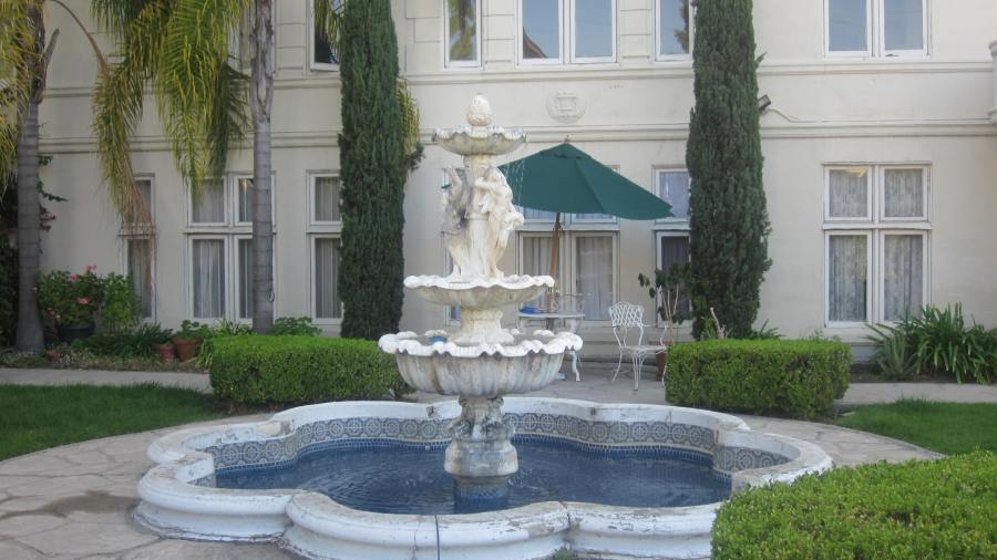 The Friends Fountain