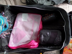 Ikea Packing Cubes in Pink