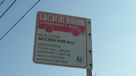 Pot Phillip FREE Community Bus