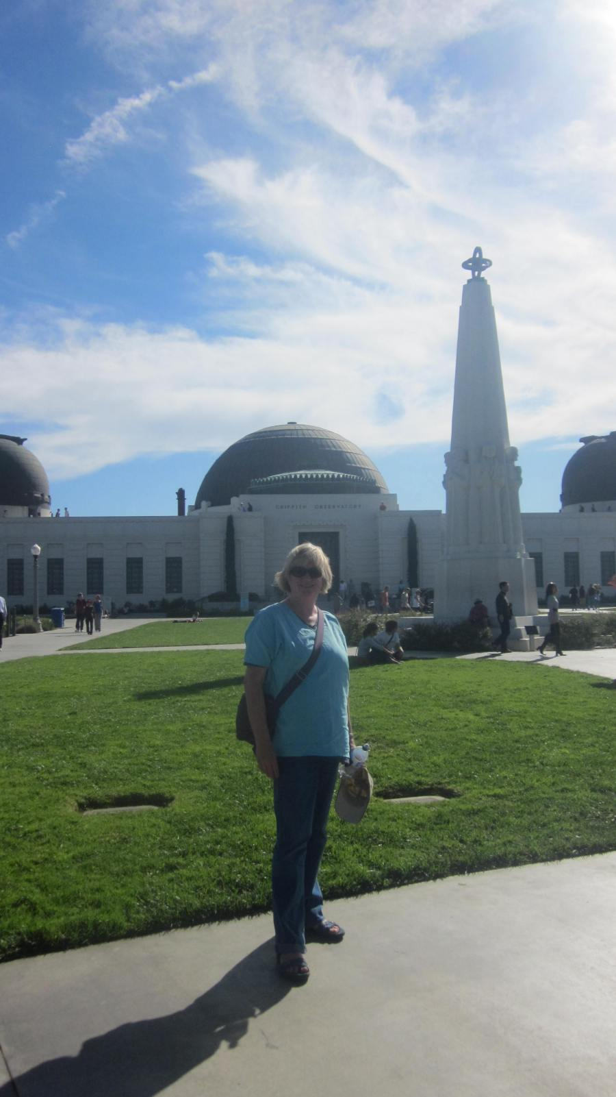 IMG 3047 - Exploring Los Angeles by public transport - The Griffith Observatory