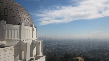 IMG 3059 - Exploring Los Angeles by public transport - The Griffith Observatory