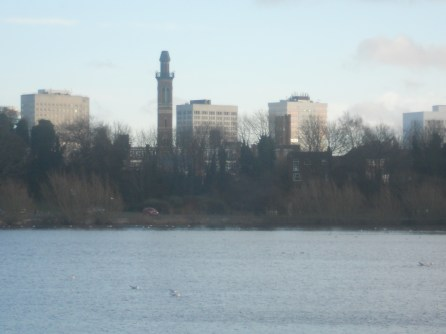 DSCN0241 - Thing to do in Birmingham - Two Towers, tall buildings and a reservoir