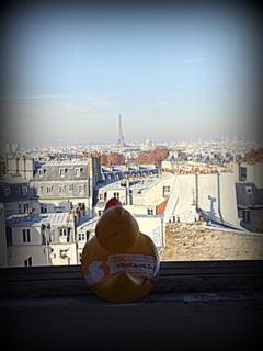 A view of Paris.