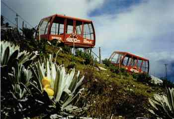 Known as the worlds longest funicular; accident in 1991 with caualties ; closed down at the moment maybe reopening in 2013