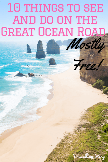 Top 10 Things To See And Do On The Great Ocean Road