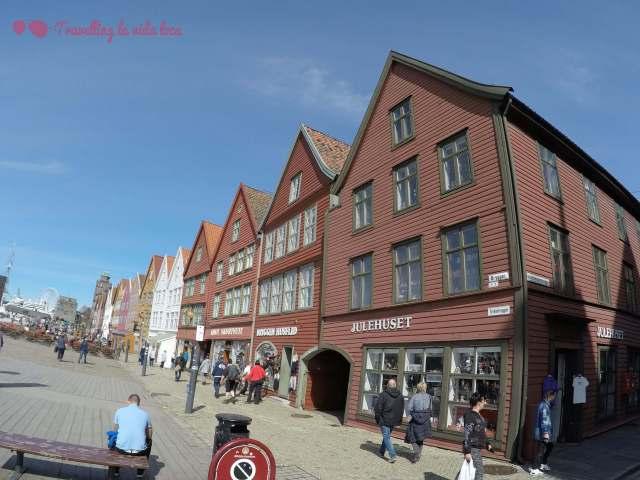 Bryggen es mucho Bryggen