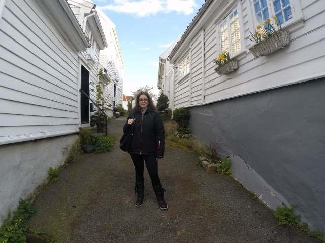 Callejeando por Gamle Stavanger
