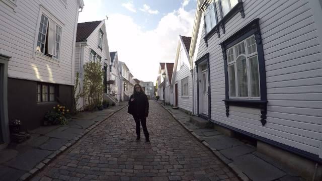 El encanto de Gamle Stavanger
